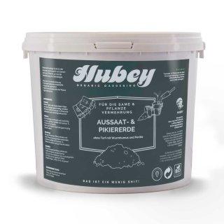 Hubey Aussaat- und Pikiererde 5 Liter