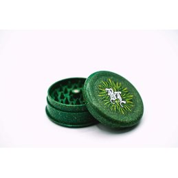 Black Leaf Hemp plastic grinder 100% purely organic