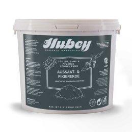 Hubey Aussaat- und Pikiererde 10 Liter