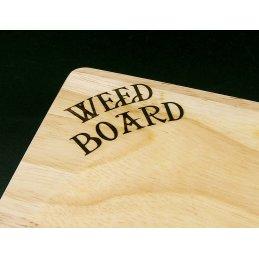 Weedboard von Black Leaf mit Wippmesser