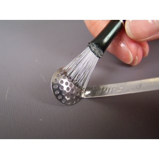Sieve brush, length approx. 6,5cm