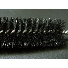Cleaning brush with plastic bristles, length ca. 28cm,...