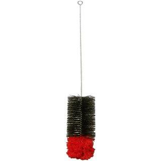 Reinigungsbürste, Kunststoffborsten, Länge ca. 60cm, ø ca. 9cm