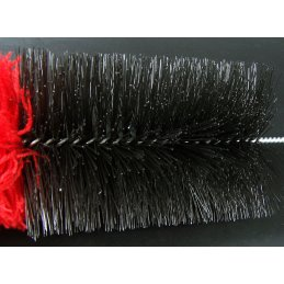 Cleaning brush with plastic bristles, length ca. 60cm,...