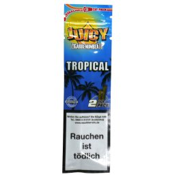 Juicy Blunt, Tropical, 2 Stück